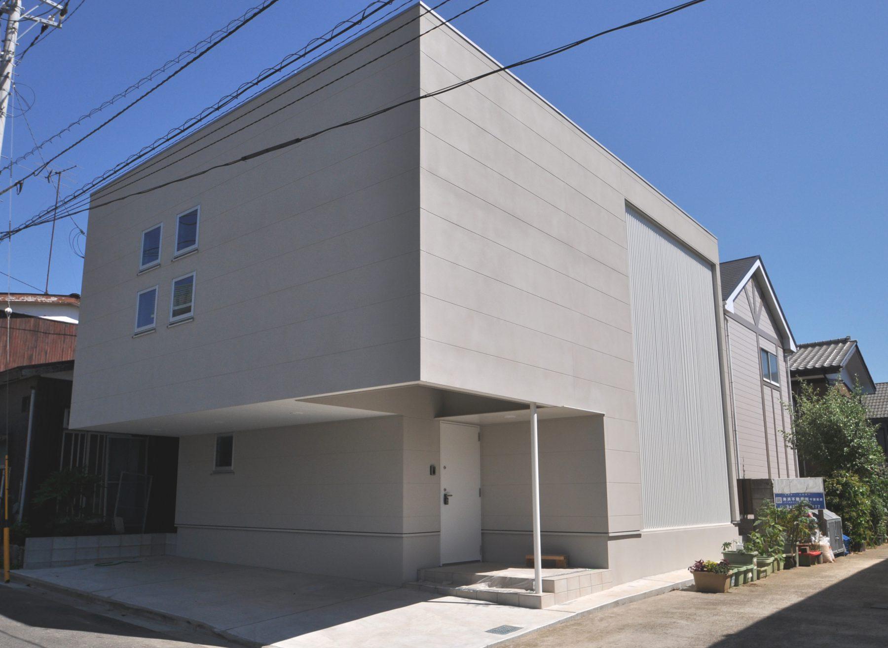 松波の家#1のサムネイル