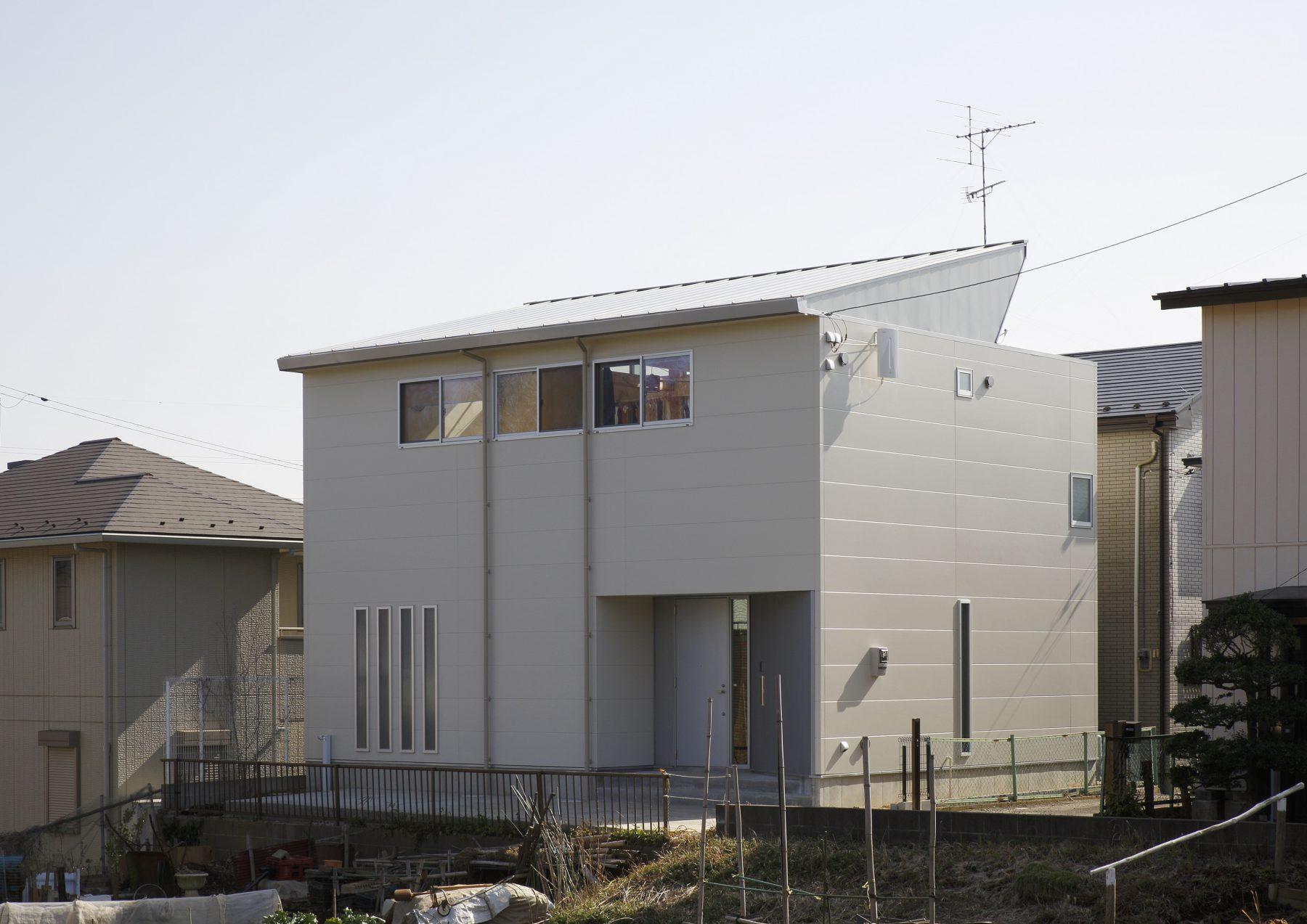 鎌取の家のサムネイル